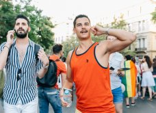Athens Pride 2018: Η πολύχρωμη γιορτή της ΛΟΑΤΚΙ κοινότητας (ΦΩΤΟ) - Κυρίως Φωτογραφία - Gallery - Video 7