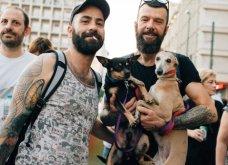 Athens Pride 2018: Η πολύχρωμη γιορτή της ΛΟΑΤΚΙ κοινότητας (ΦΩΤΟ) - Κυρίως Φωτογραφία - Gallery - Video 8