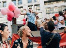 Athens Pride 2018: Η πολύχρωμη γιορτή της ΛΟΑΤΚΙ κοινότητας (ΦΩΤΟ) - Κυρίως Φωτογραφία - Gallery - Video 9