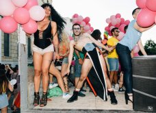 Athens Pride 2018: Η πολύχρωμη γιορτή της ΛΟΑΤΚΙ κοινότητας (ΦΩΤΟ) - Κυρίως Φωτογραφία - Gallery - Video 10