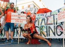 Athens Pride 2018: Η πολύχρωμη γιορτή της ΛΟΑΤΚΙ κοινότητας (ΦΩΤΟ) - Κυρίως Φωτογραφία - Gallery - Video 11