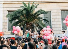 Athens Pride 2018: Η πολύχρωμη γιορτή της ΛΟΑΤΚΙ κοινότητας (ΦΩΤΟ) - Κυρίως Φωτογραφία - Gallery - Video 12