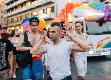 Athens Pride 2018: Η πολύχρωμη γιορτή της ΛΟΑΤΚΙ κοινότητας (ΦΩΤΟ) - Κυρίως Φωτογραφία - Gallery - Video 14