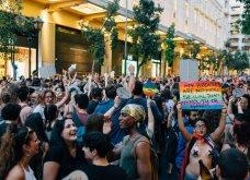Athens Pride 2018: Η πολύχρωμη γιορτή της ΛΟΑΤΚΙ κοινότητας (ΦΩΤΟ) - Κυρίως Φωτογραφία - Gallery - Video 15
