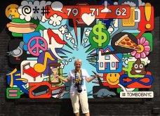 Ένας υπέροχος street artist μεταμορφώνει μουντά σημεία της πόλης σε πραγματικά έργα τέχνης όλο χρώμα & ζωή (ΦΩΤΟ) - Κυρίως Φωτογραφία - Gallery - Video 2