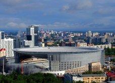 Πλάνα & εντυπωσιακές φωτό από ψηλά στα γήπεδα του Παγκοσμίου Κυπέλλου της Ρωσίας- Καλημέρα σας - Κυρίως Φωτογραφία - Gallery - Video 4