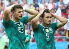 Αποκλεισμός-σοκ για τη Γερμανία - Έχασε 2-0 από τη Νότια Κορέα - Σουηδία, Μεξικό, Βραζιλία κι Ελβετία στους «16» (Βίντεο) - Κυρίως Φωτογραφία - Gallery - Video