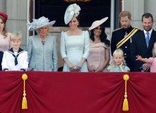 Η γιαγιά Βασίλισσα Ελισάβετ έγινε 92 χρονών! Γιατί μούτρωσε η Σάρλοτ, το φλερτ του Τζωρτζ, η νιόπαντρη Μέγκαν, τα καπέλα! (ΦΩΤΟ & VIDEO) - Κυρίως Φωτογραφία - Gallery - Video 6
