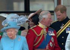 Η γιαγιά Βασίλισσα Ελισάβετ έγινε 92 χρονών! Γιατί μούτρωσε η Σάρλοτ, το φλερτ του Τζωρτζ, η νιόπαντρη Μέγκαν, τα καπέλα! (ΦΩΤΟ & VIDEO) - Κυρίως Φωτογραφία - Gallery - Video 11
