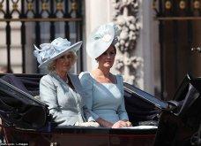 Η γιαγιά Βασίλισσα Ελισάβετ έγινε 92 χρονών! Γιατί μούτρωσε η Σάρλοτ, το φλερτ του Τζωρτζ, η νιόπαντρη Μέγκαν, τα καπέλα! (ΦΩΤΟ & VIDEO) - Κυρίως Φωτογραφία - Gallery - Video 14