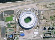 Πλάνα & εντυπωσιακές φωτό από ψηλά στα γήπεδα του Παγκοσμίου Κυπέλλου της Ρωσίας- Καλημέρα σας - Κυρίως Φωτογραφία - Gallery - Video 5