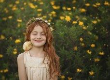 Θαυμάστε τις εκπληκτικές λήψεις μιας μητέρας: Φωτογραφίζει το μαγικό δεσμό ανάμεσα στην κόρη της & τα ζωάκια της  - Κυρίως Φωτογραφία - Gallery - Video