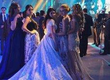 2 εκατ. ευρώ κόστισε ο γάμος του 18χρονου κακομαθημένου πλουσιοκόριτσου της Ρωσίας - Νυφικό τούρτα υπερπαραγωγή κιτς (ΦΩΤΟ & VIDEO) - Κυρίως Φωτογραφία - Gallery - Video