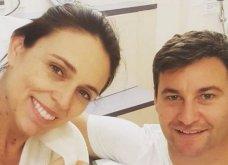 Η 37χρονη πρωθυπουργός της Νέας Ζηλανδίας γέννησε κορίτσι - Ο παρουσιαστής σύζυγος, ο αντικαταστάτης (ΦΩΤΟ) - Κυρίως Φωτογραφία - Gallery - Video