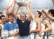 Κώστας Πολίτης: Ο άνθρωπος που οδήγησε την Ελλάδα στην κορυφή του ευρωπαϊκού μπάσκετ το 1987 (ΦΩΤΟ & VIDEO) - Κυρίως Φωτογραφία - Gallery - Video