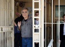 Ξαναβγήκε από την φυλακή ο Δημήτρης Κουφοντίνας- Τρίτη διήμερη άδεια- Τέλος η απεργία πείνας - Κυρίως Φωτογραφία - Gallery - Video