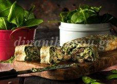 Γευστικές κρέπες με σπανάκι, τόνο και τυρί κρέμα από την Ντίνα Νικολάου - Κυρίως Φωτογραφία - Gallery - Video