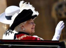 Με μεγάλη επισημότητα & λαμπερές παρουσίες η βασίλισσα Ελισάβετ γιόρτασε τα 700 χρόνια του εμβληματικού Τάγματος των Ιπποτών Garter (ΦΩΤΟ)  - Κυρίως Φωτογραφία - Gallery - Video 9