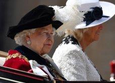 Με μεγάλη επισημότητα & λαμπερές παρουσίες η βασίλισσα Ελισάβετ γιόρτασε τα 700 χρόνια του εμβληματικού Τάγματος των Ιπποτών Garter (ΦΩΤΟ)  - Κυρίως Φωτογραφία - Gallery - Video 10