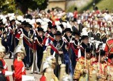 Με μεγάλη επισημότητα & λαμπερές παρουσίες η βασίλισσα Ελισάβετ γιόρτασε τα 700 χρόνια του εμβληματικού Τάγματος των Ιπποτών Garter (ΦΩΤΟ)  - Κυρίως Φωτογραφία - Gallery - Video 13