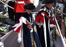 Με μεγάλη επισημότητα & λαμπερές παρουσίες η βασίλισσα Ελισάβετ γιόρτασε τα 700 χρόνια του εμβληματικού Τάγματος των Ιπποτών Garter (ΦΩΤΟ)  - Κυρίως Φωτογραφία - Gallery - Video 14
