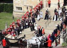 Με μεγάλη επισημότητα & λαμπερές παρουσίες η βασίλισσα Ελισάβετ γιόρτασε τα 700 χρόνια του εμβληματικού Τάγματος των Ιπποτών Garter (ΦΩΤΟ)  - Κυρίως Φωτογραφία - Gallery - Video 15