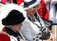 Με μεγάλη επισημότητα & λαμπερές παρουσίες η βασίλισσα Ελισάβετ γιόρτασε τα 700 χρόνια του εμβληματικού Τάγματος των Ιπποτών Garter (ΦΩΤΟ)  - Κυρίως Φωτογραφία - Gallery - Video 19