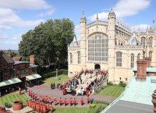 Με μεγάλη επισημότητα & λαμπερές παρουσίες η βασίλισσα Ελισάβετ γιόρτασε τα 700 χρόνια του εμβληματικού Τάγματος των Ιπποτών Garter (ΦΩΤΟ)  - Κυρίως Φωτογραφία - Gallery - Video 20