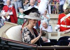 Με μεγάλη επισημότητα & λαμπερές παρουσίες η βασίλισσα Ελισάβετ γιόρτασε τα 700 χρόνια του εμβληματικού Τάγματος των Ιπποτών Garter (ΦΩΤΟ)  - Κυρίως Φωτογραφία - Gallery - Video 5