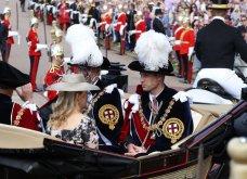 Με μεγάλη επισημότητα & λαμπερές παρουσίες η βασίλισσα Ελισάβετ γιόρτασε τα 700 χρόνια του εμβληματικού Τάγματος των Ιπποτών Garter (ΦΩΤΟ)  - Κυρίως Φωτογραφία - Gallery - Video 6