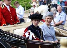 Με μεγάλη επισημότητα & λαμπερές παρουσίες η βασίλισσα Ελισάβετ γιόρτασε τα 700 χρόνια του εμβληματικού Τάγματος των Ιπποτών Garter (ΦΩΤΟ)  - Κυρίως Φωτογραφία - Gallery - Video 7