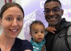 «Είστε η μητέρα του παιδιού αυτού;» - Η υπάλληλος της  αεροπορικής εταιρείας προσέβαλε τη λευκή μαμά με το μιγά αγοράκι - Κυρίως Φωτογραφία - Gallery - Video