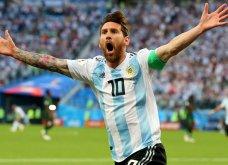 Μουντιάλ 2018: Προκρίθηκε η Αργεντινή υπό το βλέμμα του Μαραντόνα - Κροατία, Γαλλία και Δανία δίνουν ραντεβού στους «16» (Φωτό & Βίντεο) - Κυρίως Φωτογραφία - Gallery - Video