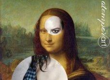 Η «Αφροδίτη» του Μποτιτσέλι με ζαρτιέρες; Η «Τζοκόντα» με τα μάτια μιας άλλης - Εκπληκτικό project (ΦΩΤΟ) - Κυρίως Φωτογραφία - Gallery - Video