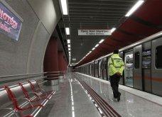 Το μετρό «κατεβάζει» ρολά αύριο - Ποιες ώρες δεν θα λειτουργήσει - Κυρίως Φωτογραφία - Gallery - Video