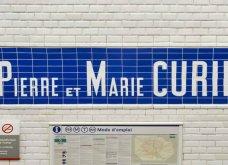 Η Nina Simone κι η Marie Curie ψάχνουν τη... δικαίωσή τους στο μετρό του Παρισιού ανάμεσα στον Charles de Gaulle και τον Μάρκο Μπότσαρη - Κυρίως Φωτογραφία - Gallery - Video