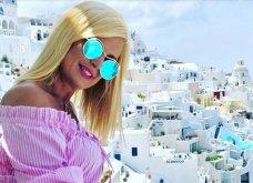 Μαρίνα Πατούλη: Πηδά από την χαρά της στον αέρα- Εξόρμηση του ζεύγους στην Κω (ΦΩΤΟ) - Κυρίως Φωτογραφία - Gallery - Video