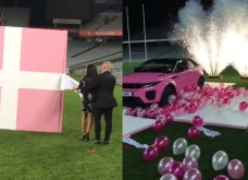 Η πιο ροζ έκπληξη γάμου που έχετε δει ποτέ: Ροζ αυτοκίνητο, μπαλόνια & ένας πολύ ερωτευμένος αρραβωνιαστικός (ΒΙΝΤΕΟ) - Κυρίως Φωτογραφία - Gallery - Video