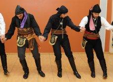 Πόντιοι χορευτές σχημάτισαν με τα σώματά τους την Μακεδονία- Δείτε το βίντεο - Κυρίως Φωτογραφία - Gallery - Video