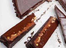 """Ένα """"μαγικό"""" γλυκό από τον Στέλιο Παρλιάρο- Τάρτα καραμελωμένης σοκολάτας  - Κυρίως Φωτογραφία - Gallery - Video"""