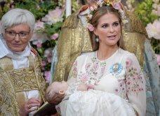 Η Πριγκίπισσα Madeleine της Σουηδίας βάφτισε τη μόλις τριών μηνών κόρη της (ΦΩΤΟ) - Κυρίως Φωτογραφία - Gallery - Video
