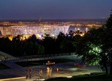 Πλάνα & εντυπωσιακές φωτό από ψηλά στα γήπεδα του Παγκοσμίου Κυπέλλου της Ρωσίας- Καλημέρα σας - Κυρίως Φωτογραφία - Gallery - Video 10