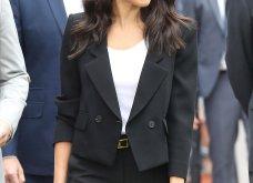 Για μένα μακράν η πιο sexy εμφάνιση της Meghan Markle- Θα κοκκινίσει η Βασίλισσα Ελισάβετ (ΦΩΤΟ) - Κυρίως Φωτογραφία - Gallery - Video 21