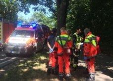Πανικός σε λεωφορείο: Άνδρας επιτέθηκε με μαχαίρι σε επιβάτες και τραυμάτισε 14 μέσα σε λεωφορείο στη Γερμανία - Κυρίως Φωτογραφία - Gallery - Video
