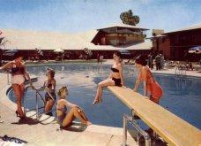 Vintage beauty: Ωραία κορίτσια των 50s & των 60s απολαμβάνουν τις βουτιές τους στην πισίνα! - Κυρίως Φωτογραφία - Gallery - Video