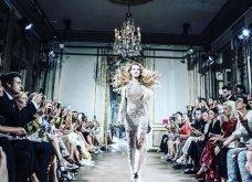 Η Σίλια Κριθαριώτη στο Παρίσι παρουσίασε την πιο διεθνή της κολεξιόν couture - Την αφιέρωσε στη μητέρα της κι εντυπωσίασε κοινό και κριτικούς (Φωτό) - Κυρίως Φωτογραφία - Gallery - Video