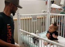 Θα συγκινηθείτε: Πατέρας χορεύει μέσα στο νοσοκομείο - Το παιδί του πάσχει από λευχαιμία (Βίντεο) - Κυρίως Φωτογραφία - Gallery - Video