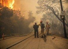 Κινέτα: Η αποτύπωση της καταστροφικής φωτιάς! Συγκλονιστικές εικόνες  - Κυρίως Φωτογραφία - Gallery - Video 3