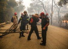 Κινέτα: Η αποτύπωση της καταστροφικής φωτιάς! Συγκλονιστικές εικόνες  - Κυρίως Φωτογραφία - Gallery - Video 6