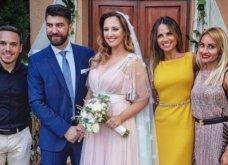 Παντρεύτηκε η ολυμπιονίκης Κλέλια Πανταζή - Νύφη στα ροζ και δίπλα της Πετρούνιας, Μιλλούση και στα κίτρινα η Σόφη Πασχάλη (Φωτό) - Κυρίως Φωτογραφία - Gallery - Video